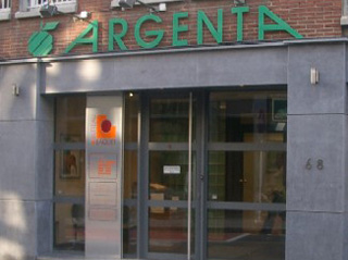 Vitrine : ARGENTA